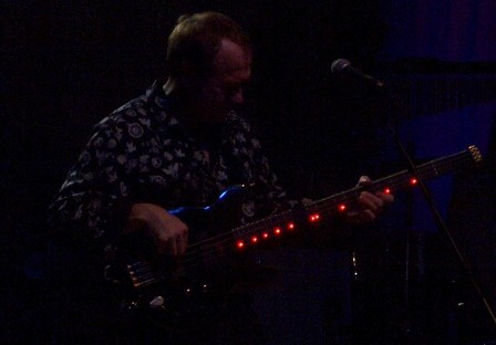 Mark King, Level 42, Basingstoke Retroglide Tour