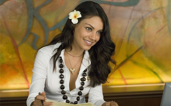 The other week I toddled off to see Forgetting Sarah Marshall.