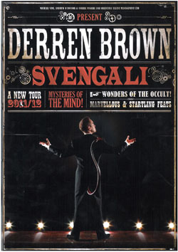 Derren Brown: Svengali tour